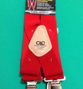 Подтяжки CLC 110 Red