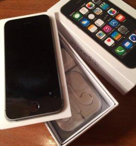 iPhone 5s 16gb в лучшем состоянии
