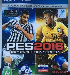 PES 16, PS4