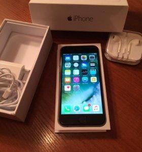 iPhone 6 64 gb в отличном состоянии !