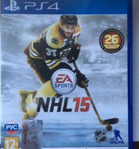 NHL 15, PS4