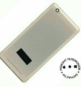 Задняя крышка для Xiaomi (Gold)