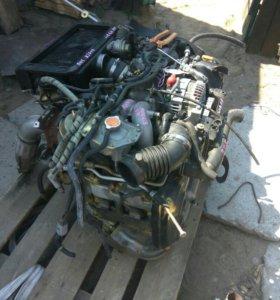 Продам двигатель ej206tt на subaru legacy b4 be5