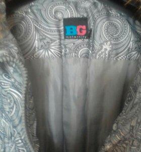 Куртка для беременных . Демисезонная размер 42-46.