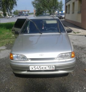 Автомобиль 2114 2006 год