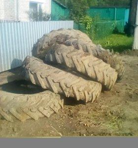 Колеса б/у для канализации