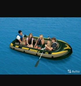 Лодки резиновая и  ПВХ