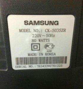 Продается Б/У телевизор SAMSUNG