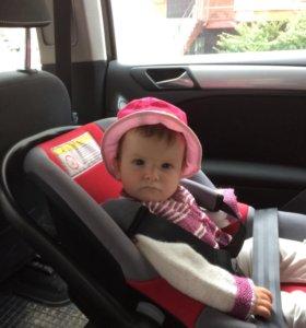 Детское авто кресло, фирма Златек. Автолюлька