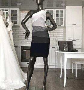 Новое бандажное платье Herve leger