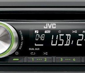 JVC KD-R48 с USB
