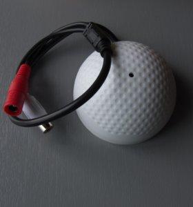 Микрофон для аудио мониторинга.