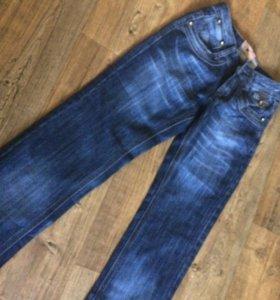 Новые джинсы, размер 25