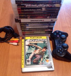 Uncharted drake ( PS 3 )