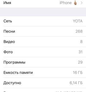 IPhone 6, 16G