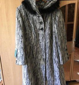 Пальто женское зимнее, демисезонное