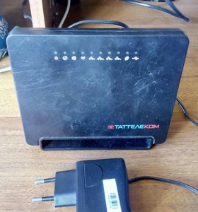 Wi Fi Роутер от Таттелеком