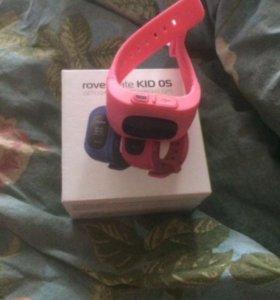 Детские часы телефон с gps