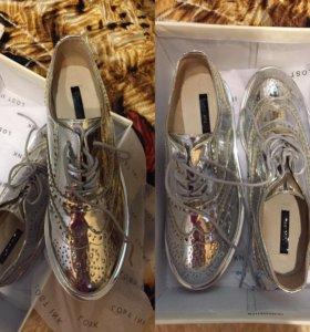 Лоферы(ботинки)