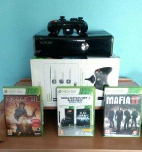 Xbox 360 S 250 гб