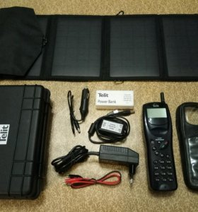 Спутниковый телефон GlobalStar Telit Sat 550