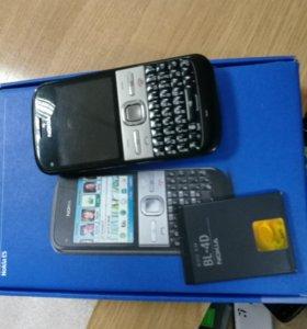 Nokia e5 на запчасти