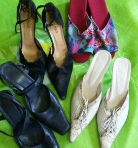 Пакет обуви 38р