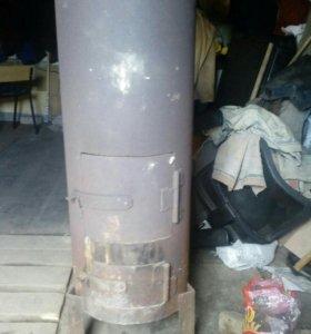 печь для дачи ,гаража