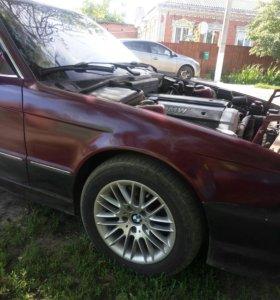 BMW 5 серия 2.5мт 1991года(192л.с)
