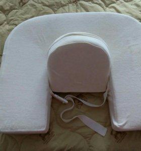 Подушка для кормления близнецов (двойни)