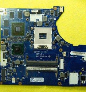 Материнская плата LA-7121P для Acer 3830TG