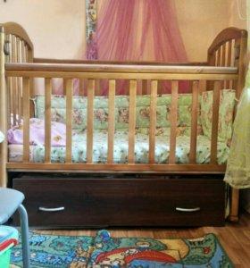 Кроватка Алита 4