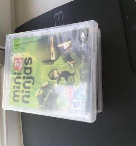 PlayStation 3 + 6 игр