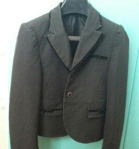 Пиджак и блузки