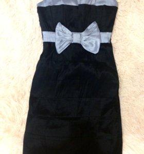 Платье коктейльный