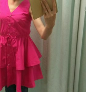 Платье летнее S