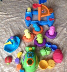 Игрушки для игр в воде