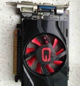 Видеокарта Gainward 1Gb GeForce GT440 1024Mb DDR3