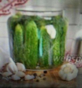 Солить овощи