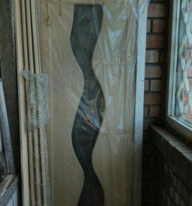 Дверь межкомнатная с доборами