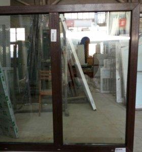 Пластиковые окна ламинированные