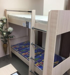 Кровать 2 ярусная