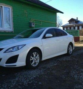 Mazda 6GH 1.8 МТ