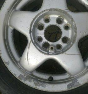 Литые диски на Vw;Audi;Hyundai;Ваз.