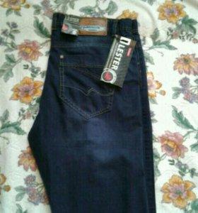 новые джинсы большого размера