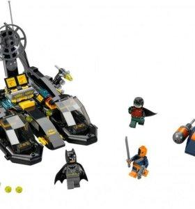 LEGO погоня в бухте на бэткатере АРТИКУЛ:76034