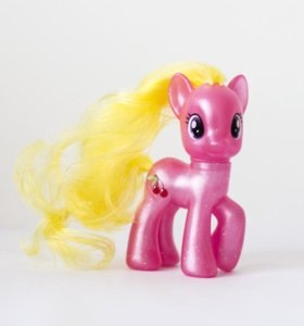 My Little Pony Glitter Transparent Cherry Berry