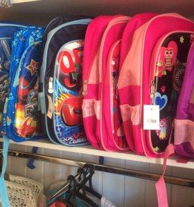 Школьные рюкзаки новые
