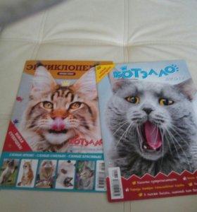 Журналы про котов и кошек
