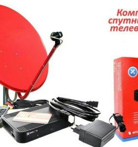 Спутниковое ТВ 4K Utra HD 208 каналов за
